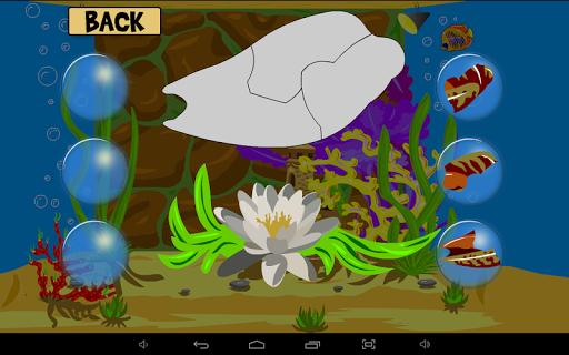 無料解谜Appのキッズパズル - 水族館の魚|記事Game