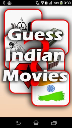 Guess Indian Movies