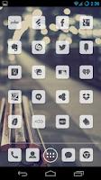 Screenshot of Simplex Icons (Nova/Apex)