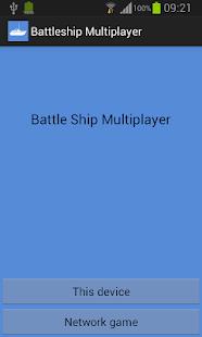 Battleship Multiplayer
