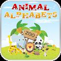 Animal Alphabets ABC Poem Kids icon