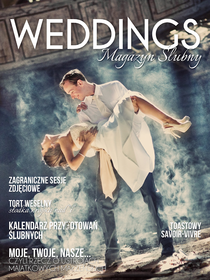 Weddings Magazyn Ślubny- screenshot