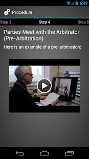 Arbitration - screenshot thumbnail