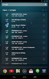 Today - Calendar Widgets Screenshot 7