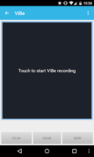 ViBe- screenshot thumbnail