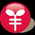 ココマネ家計簿 logo