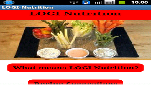 LOGI Nutrition Low Carb