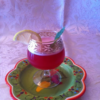 Raspberry Daiquiri.