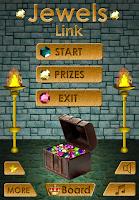 Screenshot of Jewels Link Deluxe