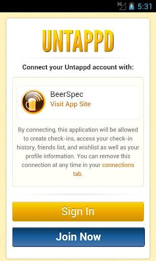 BeerSpec