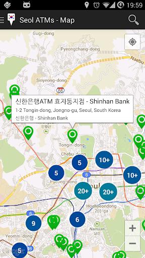Seol ATM's