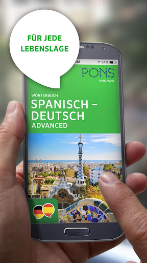 Spanish - German Dictionary