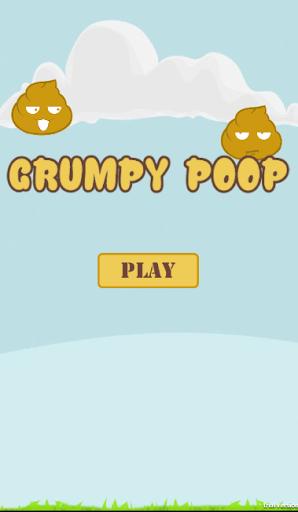 Grumpy Poop