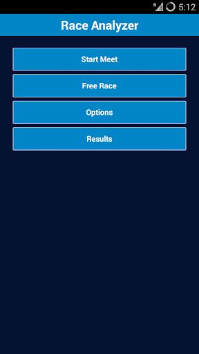 Swimming Race Analyzer Pro