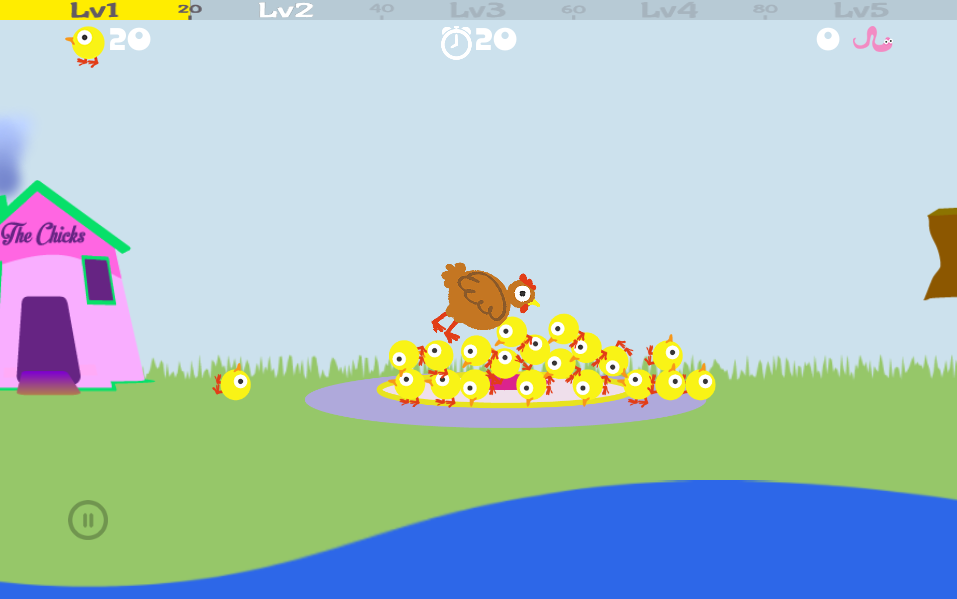 Chick Boom- screenshot