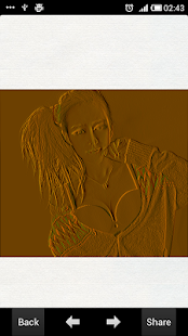 Photo Effects&Portrait sketch - screenshot thumbnail