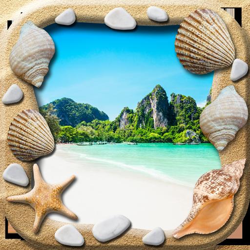 Playa Marcos Para Fotos - Aplicaciones en Google Play