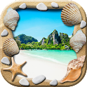 Beach Photo Frames icon