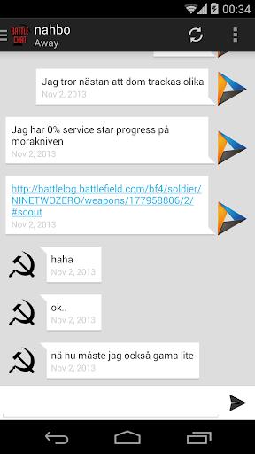 Battle Chat