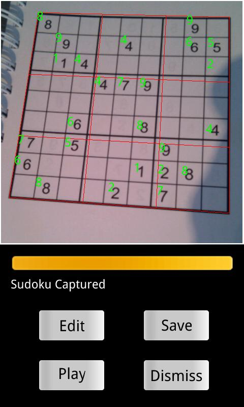 Sudoku Grab'n'Play Plus - screenshot