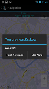 Travel Alarm (Pro) - screenshot thumbnail