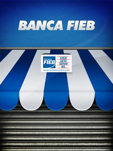 Banca FIEB- screenshot