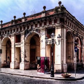 neo-classic by Riccardo Lazzari - Buildings & Architecture Public & Historical ( neo-classical, tm, gaeta, architecture, city )