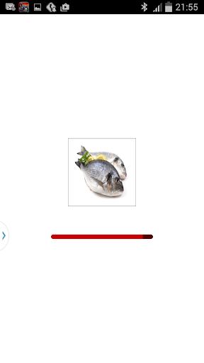 اطباق السمك