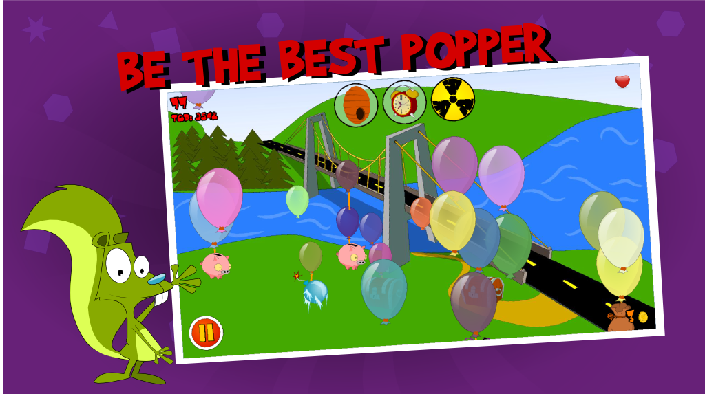The Balloons: Pop master- screenshot