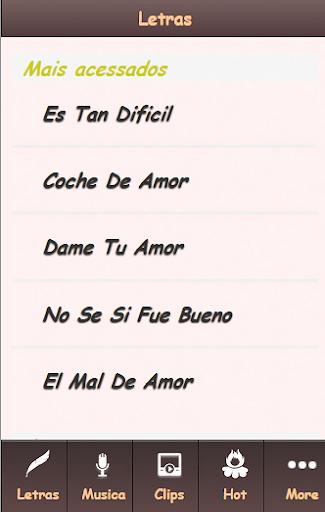 Letras de Zacarias Ferreira