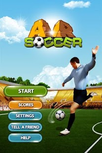 SoccerAR - screenshot thumbnail