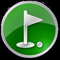 Distance Pro – Golf GPS logo