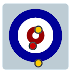 Curling Strategy Board Pro icon