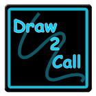 Draw 2 Call (Gesture to Call) icon