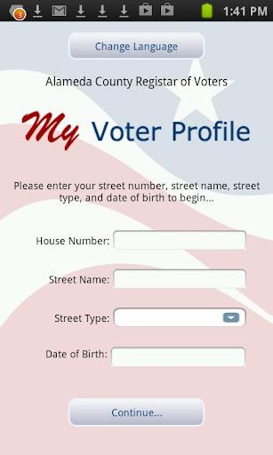 AC Voter Profile