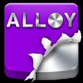 Alloy Purp Theme CM10.1