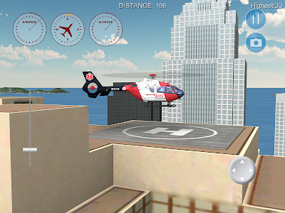 Helicopter Flight Simulator 2 v1.0
