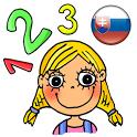 Počítanie a čísla pre deti icon