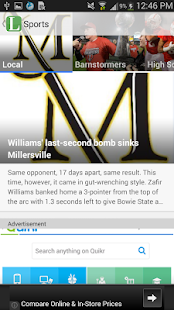 LancasterOnline - screenshot thumbnail