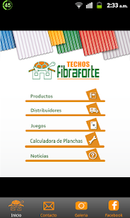 FIBRAFORTE- screenshot thumbnail