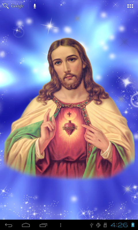 jesus wallpaper android - photo #16