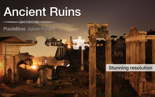 Ancient Ruins Jigsaws Demo