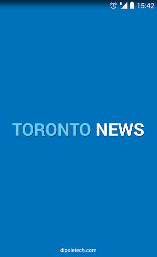 Toronto News Offline Reader