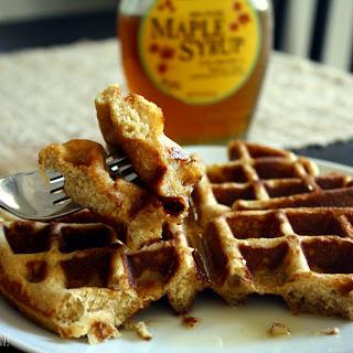Paleo Belgian Waffles