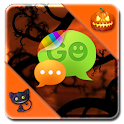Fun Halloween GO SMS Pro Theme icon