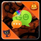 Fun Halloween GO SMS Pro Theme icon
