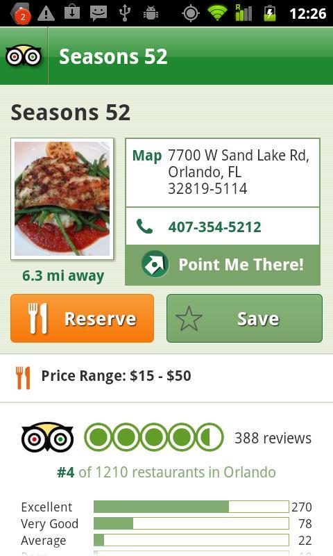 Orlando City Guide screenshot #3