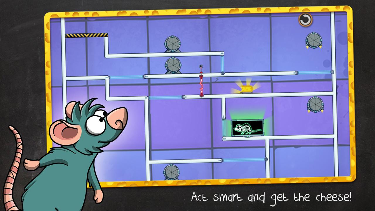 Tiny Labyrinth Rats: LabRATory- screenshot