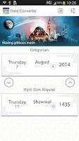 Screenshot of Date Converter