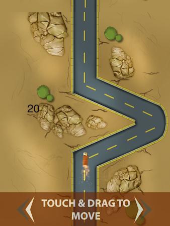 Drive in the Line : Truck 3D 1.6 screenshot 125244
